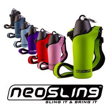 Neosling für Hundetrinkflaschen H2O
