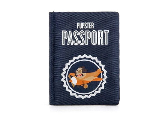 P.L.A.Y. - Pet Lifestyle and You Globetrotter Toy Passport