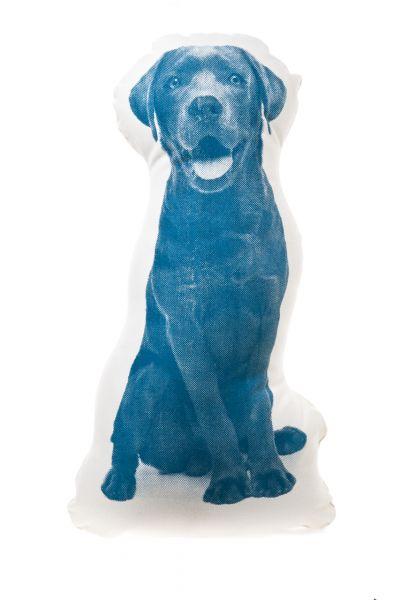 Areaware Labrador Kissen