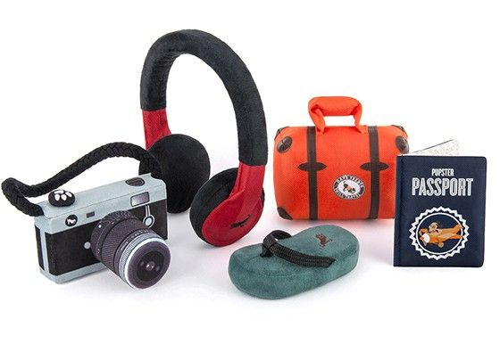 P.L.A.Y. - Pet Lifestyle and You Globetrotter Toy Suitcase