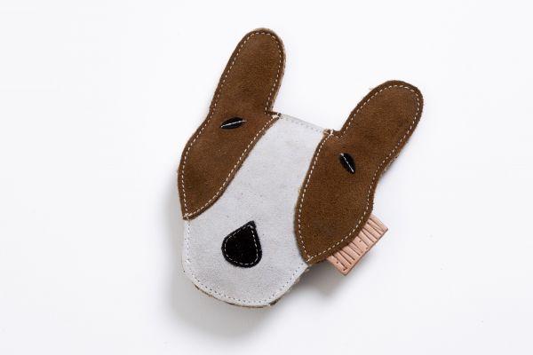 Nuf Nuf Wildlederspielzeug Jack Russel Terrier