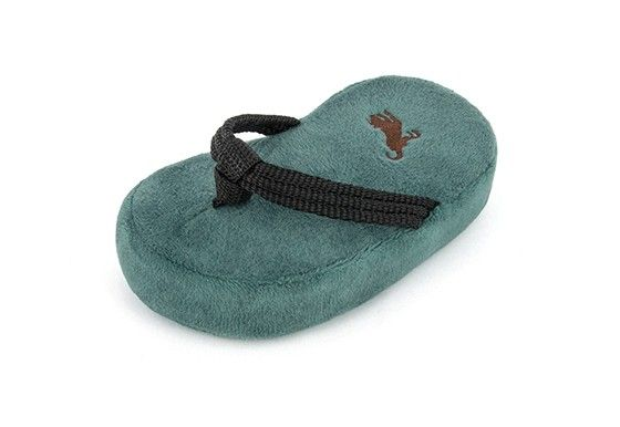 P.L.A.Y. - Pet Lifestyle and You Globetrotter Toy Slipper