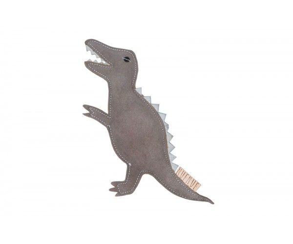 Nuf Nuf Wildleder Spielzeug Dino