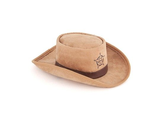 P.L.A.Y. - Hundespielzeug Mutt Hatter Sheriff Hut