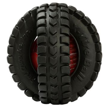 Pet Qwerks Toys Blinky X-Tire Ball