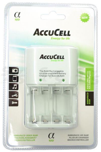 AccuCELL Alpha 100 für Leuchtie Premium
