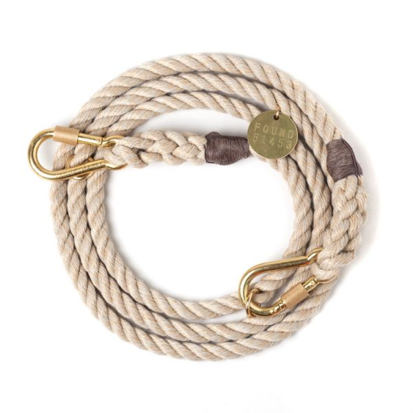 Found my Animal Klassische Tauleine Jute Rope Creme