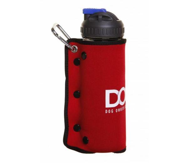 DOOG 3-in-1 Wasserflasche mit Napf