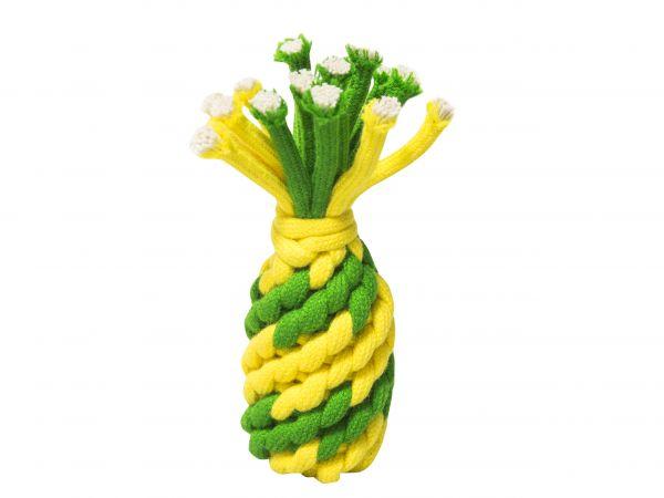Nuf Nuf Tau Spielzeug Ananas Gelb/Grün