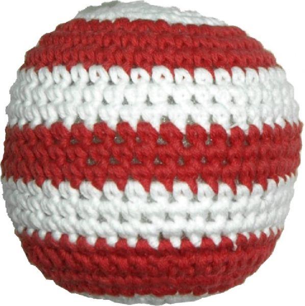 Pepper's Choice Kleiner Ball von Hand gehäkelt ( 3 Farben)