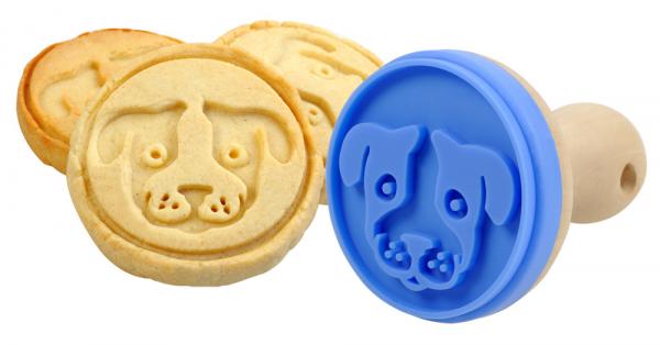 Blue Bug Gifts Keksstempel Hund