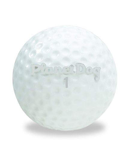 Planet Dog Orbee-tuff Sport Golf Ball