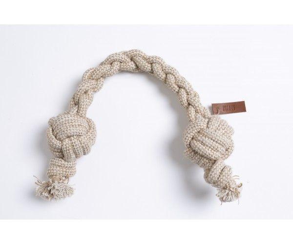 Nuf Nuf Hantelspielzeug Baumwolle/Jute in 2 Größen