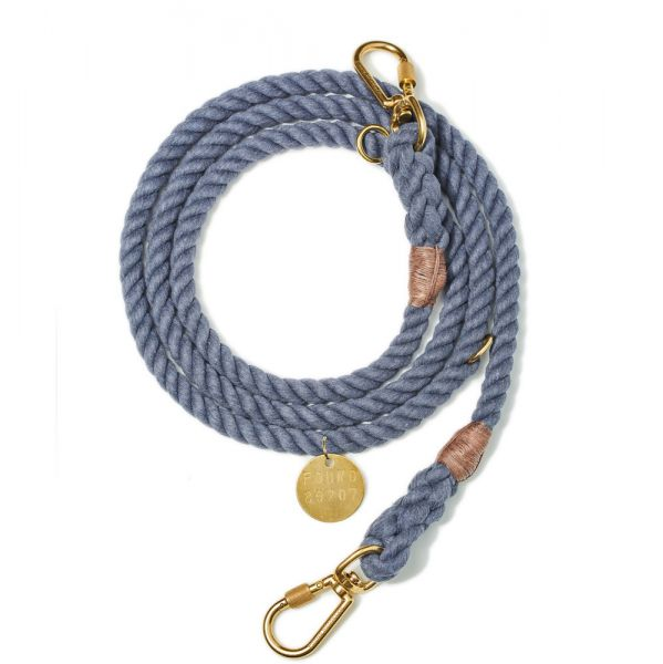 Found my Animal Blue Jean Recycled Rope Leash Tauleine