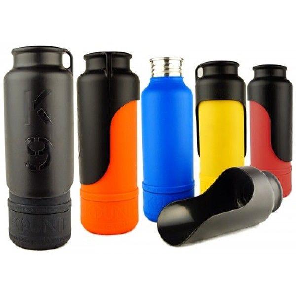 H2O4K9 - K9 Unit Isolierende Hundewasserflasche