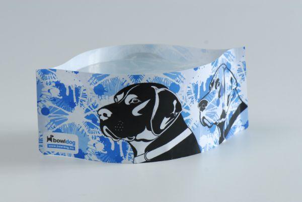 Bowldog Labrador Faltnapf für Hunde in 2 Farben