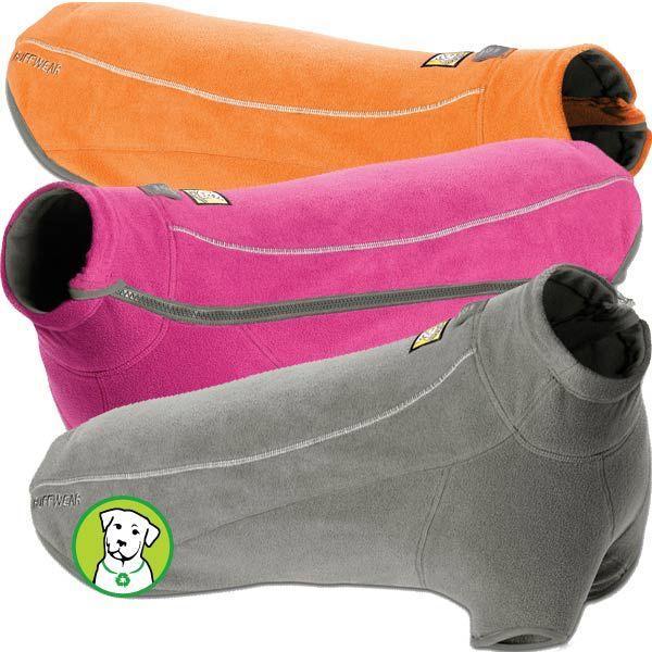 Ruffwear Climate Changer™ Fleecejacke für Hunde (Altes Design)