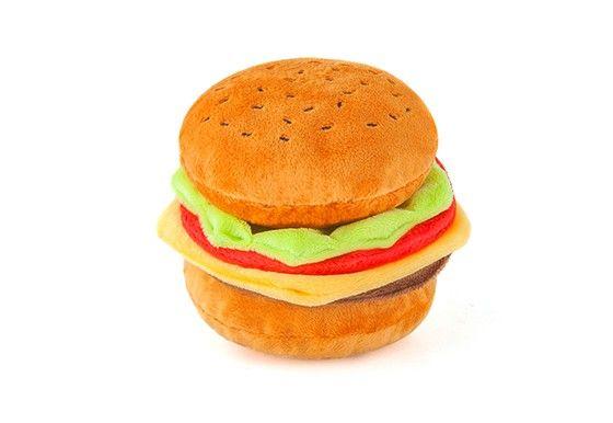 P.L.A.Y. American Classic Burger Plüsch Spielzeug