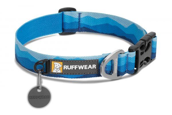 Ruffwear Hoopie™ Collar 2017 Halsband aus weichem, strapazierfähigem Gewebe - 9 Farben