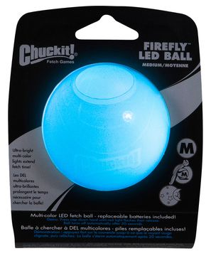 Chuckit! LED Firefly Ball