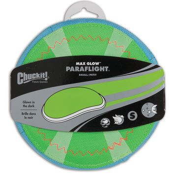 Chuckit! Max Glow Paraflight (in 2 Größen verfügbar)