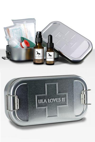 Lila Loves It Erste Hilfe Box