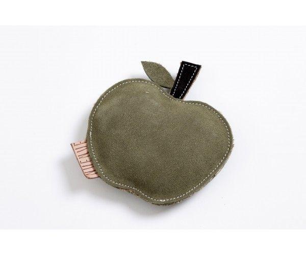 Nuf Nuf Wildleder Spielzeug Apfel