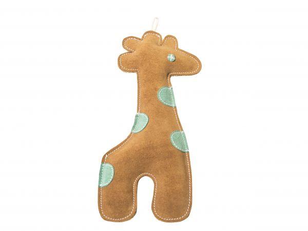 Nuf Nuf Wildlederspielzeug Giraffe