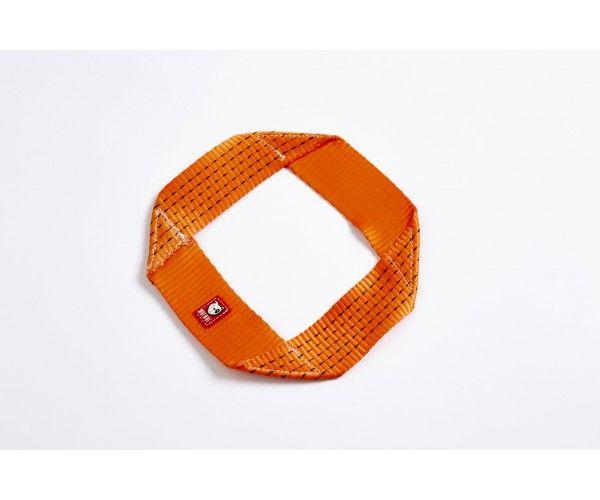 Nuf Nuf Robustes Zerr- und Apportierspielzeug Frisbee