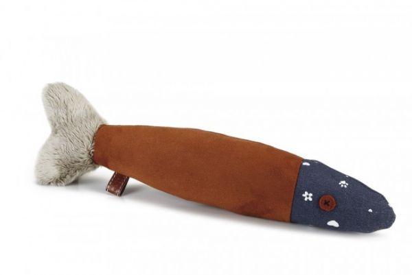 Designed by Lotte Textil Spielzeugfisch Dula
